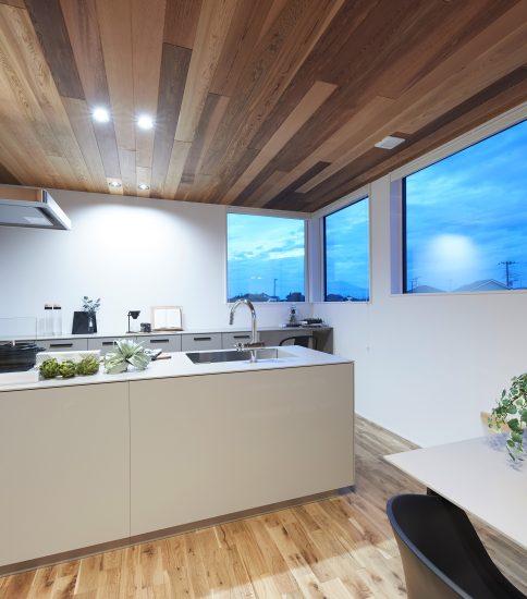 Simple&Beauty 神栖の住宅