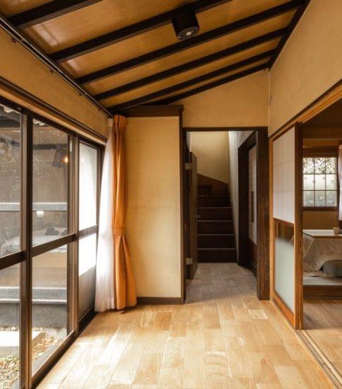 北鎌倉のハウススタジオ