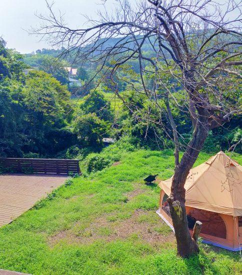 葉山の万能型アウトドアスペース